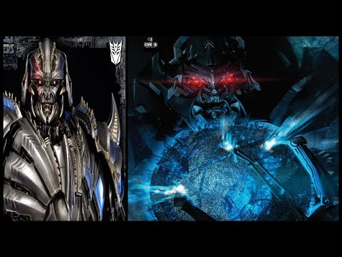 "Transformers The Last Knight - ""Megatron's Origin story/History Explained"""