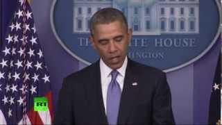Барак Обама о санкциях США в отношении России из-за Крыма