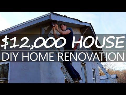 $12k CASH House - One Man DIY Home Renovation! - #26