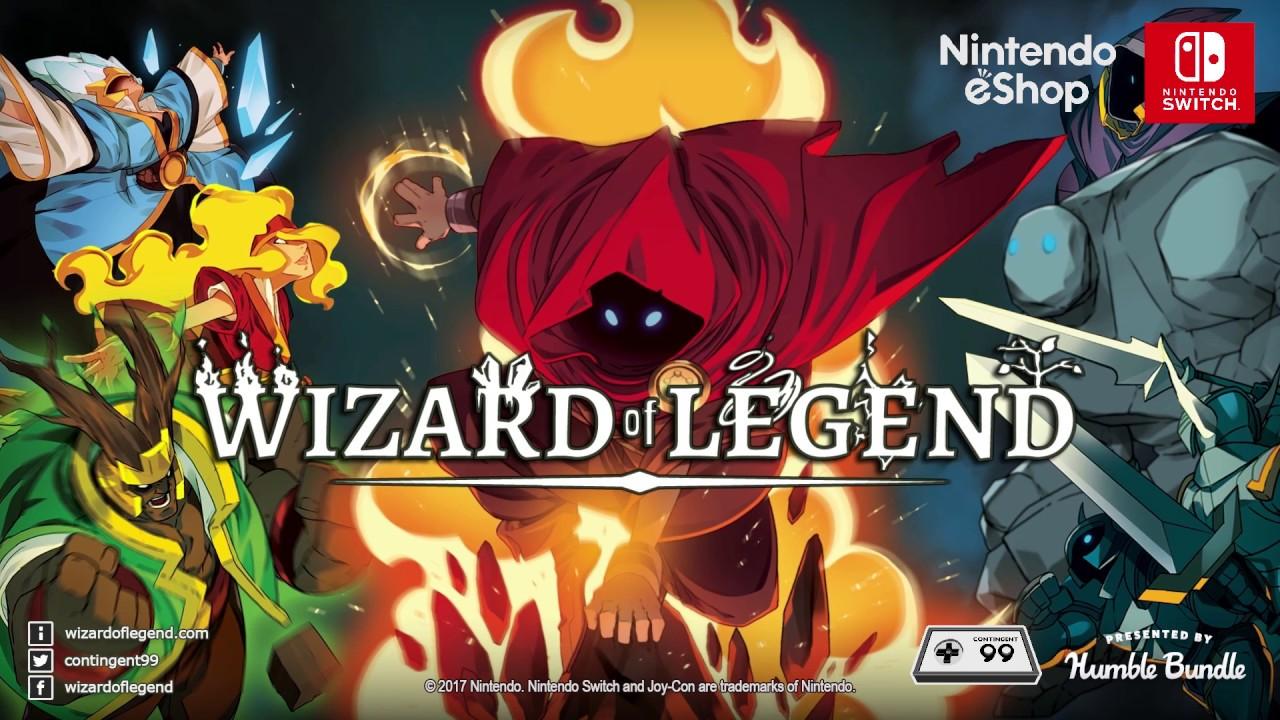 Wizard of Legend - Laissez la magie opérer (Nintendo Switch)