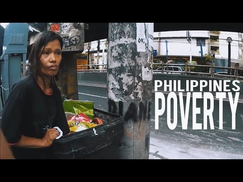 POVERTY IN THE PHILIPPINES IS A SAD REALITY FOR OVER 12 MILLION WOMEN, CHILDREN AND MEN