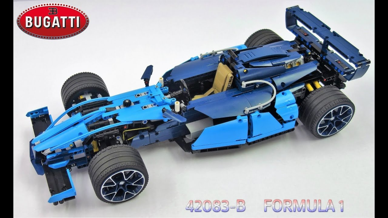 crowkillers custom lego technic 42083 b model bugatti. Black Bedroom Furniture Sets. Home Design Ideas