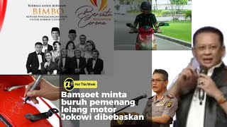 Kronologis pemenang lelang motor Jokowi yang diperiksa polisi