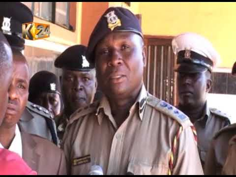 Kiambu security agents convene crisis meeting to address insecurity