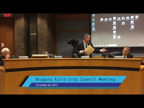 October 24, 2017 City Council Meeting