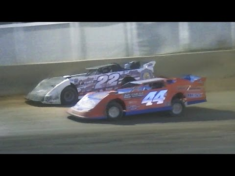 ULMS Super Late Model Feature | Old Bradford Speedway | 8-7-16