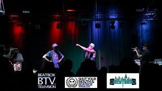 Bronix vs NaPoM / Top 16 - Midwest Beatbox Battle 2015