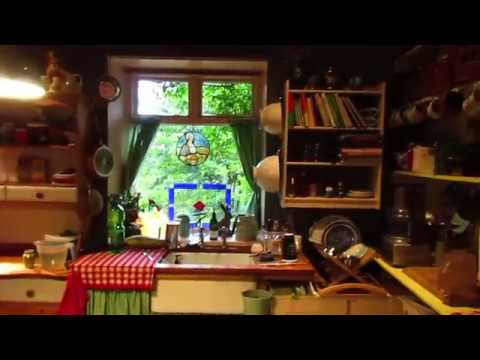 A Guided Tour of the Interior of Bealtaine Cottage, Home of Goddess Permaculture!