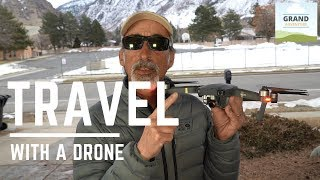 Ep. 85: Travel With a Drone | RV adventure travel