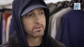 Eminem отдаёт свои кроссы. Русский язык (Flowmastaz)