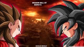 Dragon Ball GT - Transformation Theme BGM 72