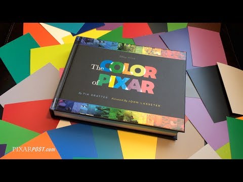 the-color-of-pixar-video-book-preview