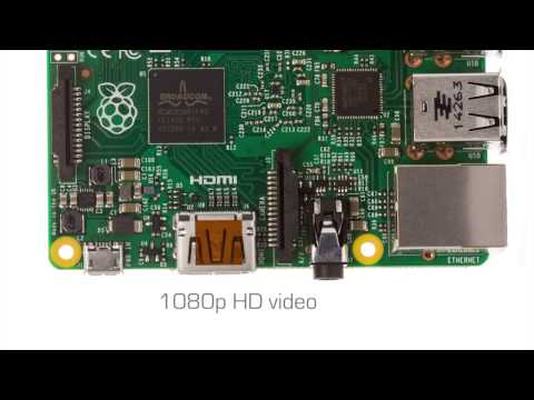 Raspberry Pi 2 is 6 times faster than its predecessor — for the same price