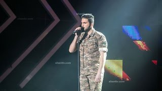 X-Factor4 Armenia-Gala Show 7-Edgar Ghandilyan-Akhpers u yes 02.04.2017