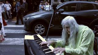 Street Pianist Natalie Trayling - Among the People