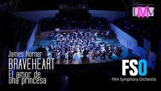 Braveheart  Soundtrack - Film Symphony Orchestra - Palau de la Música - LMV