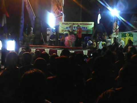 Gila.....!! Dangdut Campursari Lucu Ngocok Perut Aksi Waria Gila | Lagu JAMBU ALAS