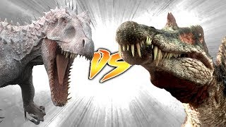 Spinosaurus VS Indominus Rex [Who Would Win?]