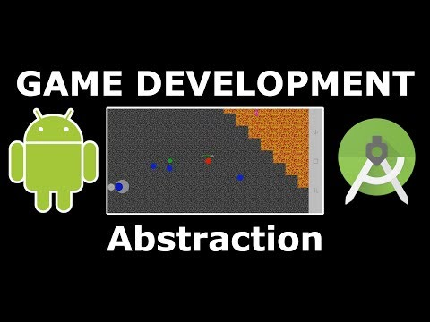 Ep. 05 - Object Abstraction And Inheritance | Android Studio 2D Game Development
