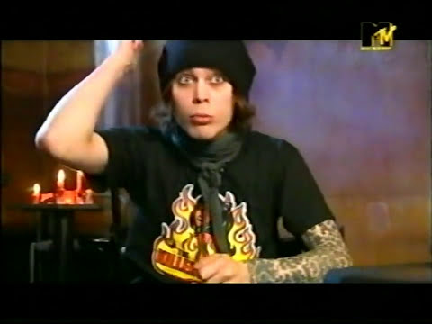 Ville Valo & Bam Margera Interview @ MTV Masters 2003