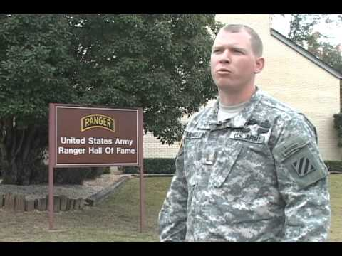 army ranger officers