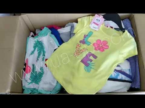 Детская одежда оптом OVS сток 18,9 €/кг лот #118