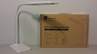Taotronics Elune Tt-dl04 Led Gooseneck Desk Lamp [review]