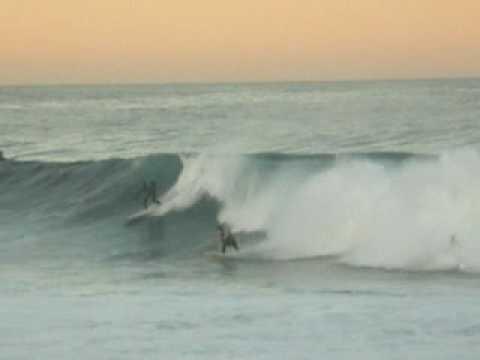Surfers At Bronte Beach, Sydney Australia