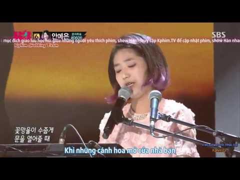 Kpop Star ss5 -Ahn Ye Eun(If Spring Comes) Vietsub
