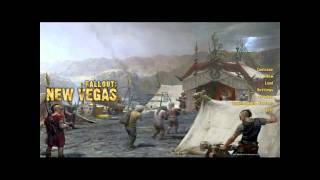 fallout New Vegas alternate screens and music