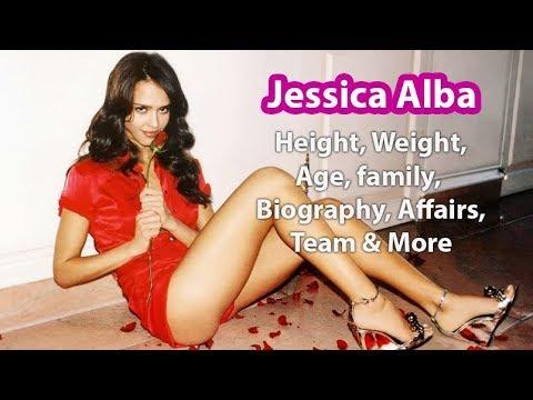 Jessica Alba Height, Weight, Age, Boyfriend, Bra Size
