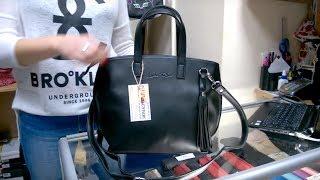 Обзор сумки Lady 467, черная - Мир Сумок