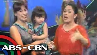 Bet On Your Baby: Actress Bettina Carlos and daughter Amanda become the show's third millionaire