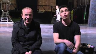 Charlie and the Chocolate Factory - Jonathan Slinger Goes Backstage at the Factory
