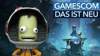 13 neue Spiele der gamescom 2019