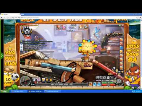 Gunny Pro Ga Tia 2 vs 2 no25 ( war vs Chi kute )