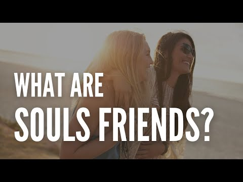 What are 'Soul Friends' (BFF Soulmates)