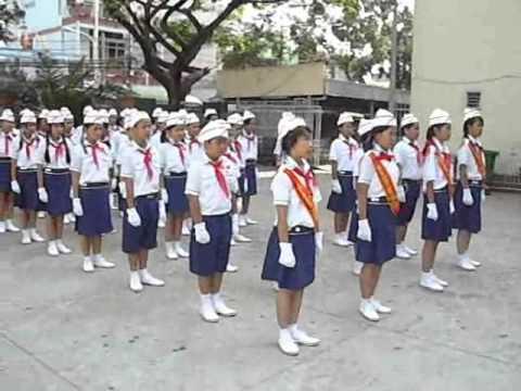 Hội thi nghi thức cấp quận 2010-2011 (phần 2) - Trường THCS Đặng Trần Côn