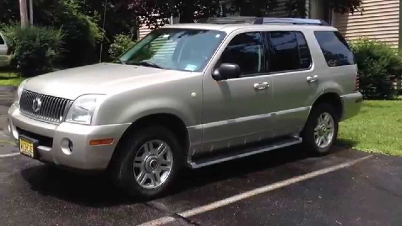 mercury mountaineer suv for sale youtube. Black Bedroom Furniture Sets. Home Design Ideas
