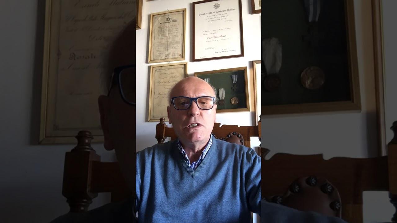 Coronavirus, suggerimenti al Governo...Interviene il prof Mauro Rosati