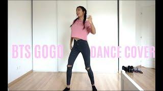 figcaption BTS (방탄소년단) GOGO (고민보다 Go) - Jane Kim Choreography - dance cover