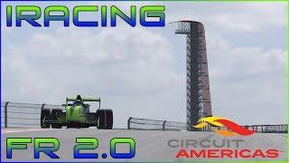 iRacing // Formula Renault 2.0 Hotlap // COTA (2:01.784)