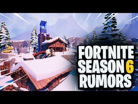 Fortnite Season 6 Leaks & Rumors!! (Fortnite Season 6) New Skins, Halloween event & More!
