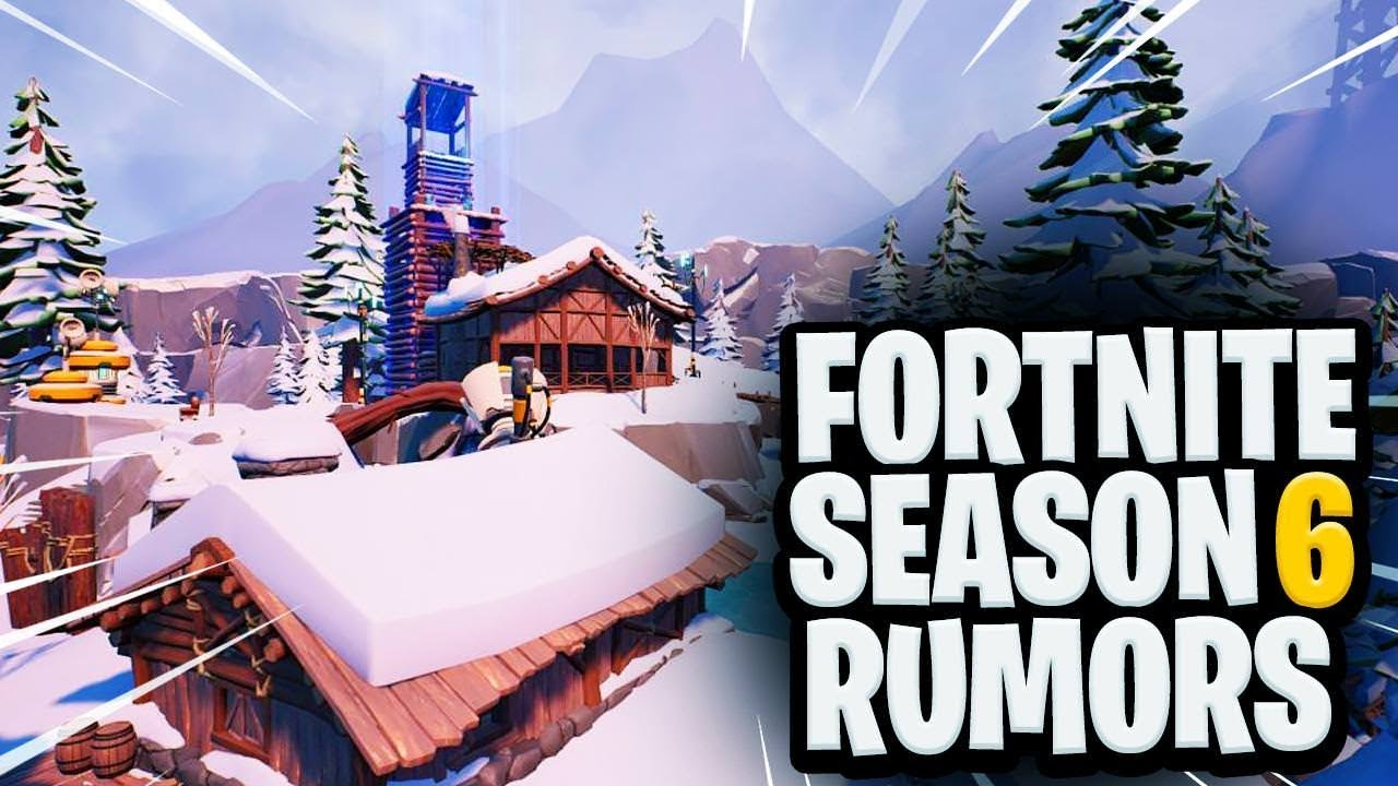 Fortnite Season 5 is here bringing with it new biomes new places of interest and a neat wee fourperson All Terrain Kart The cinematic for the new