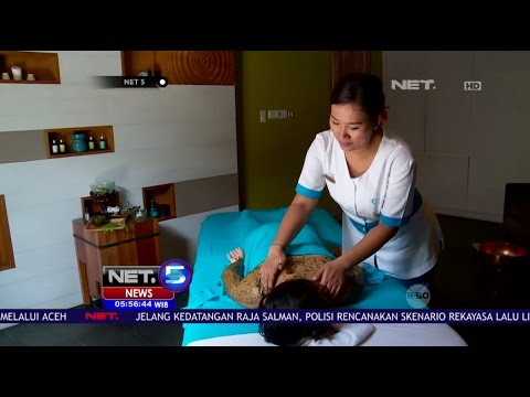 Spa dengan Lulur Daun Kelor - NET5