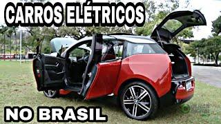 O FUTURO DOS CARROS ELÉTRICOS NO BRASIL JÁ UMA REALIDADE VEJA DETALHES