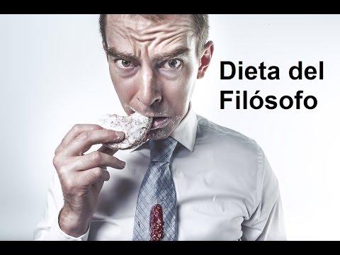 Dieta del filósofo
