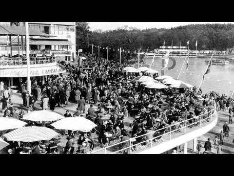 Så Byggdes Stockholm 5: Folkhemsbygge 1905--1945