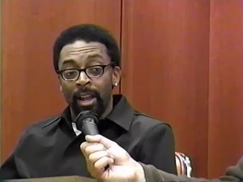 Vintage Rare Spike Lee Interview on Tarantino Feud, Denzel & Sam Jackson choosing sides!