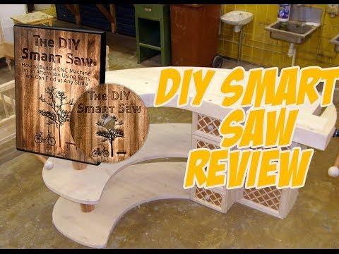 The Diy Smart Saw - DIY CNC Woodworking Machine🔨